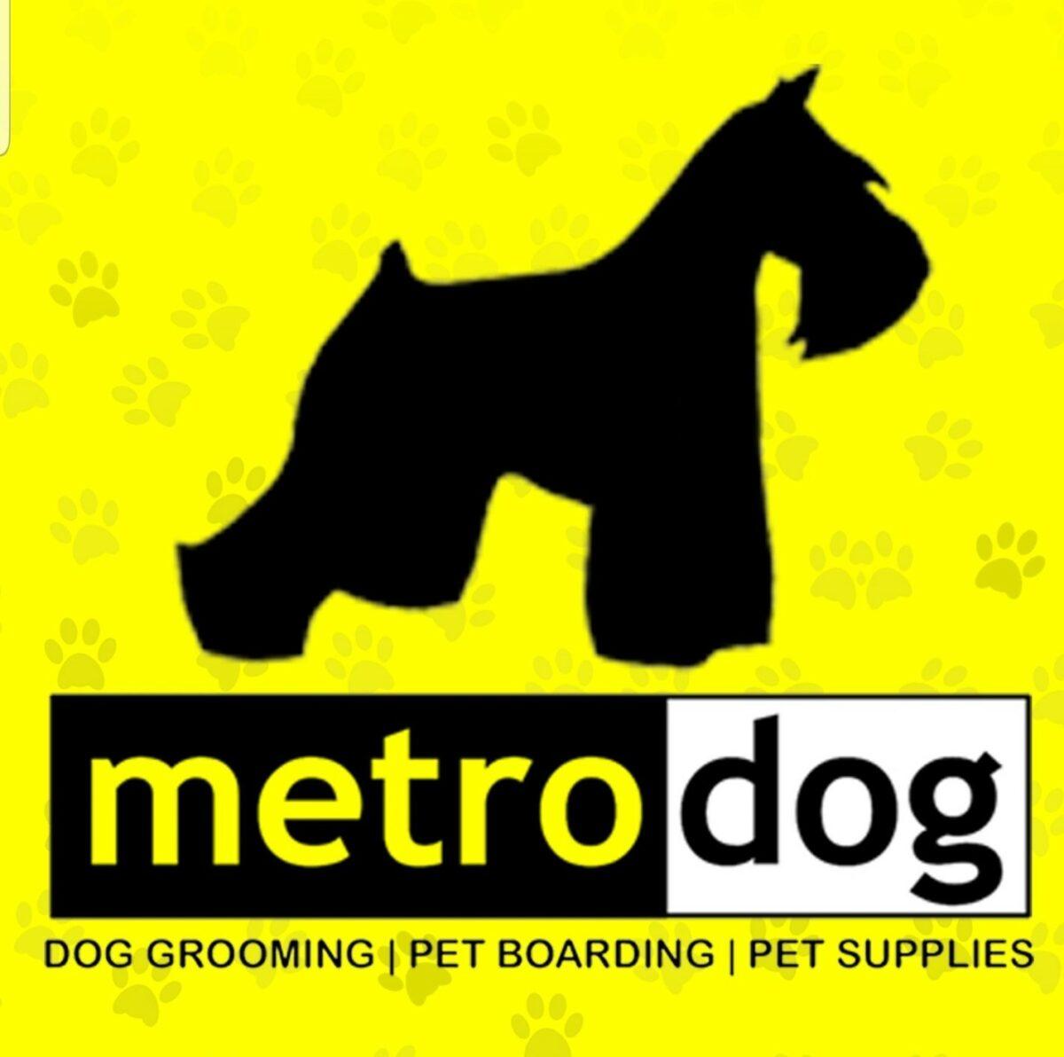MetroDog Logo