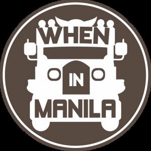 As seen on When In Manila