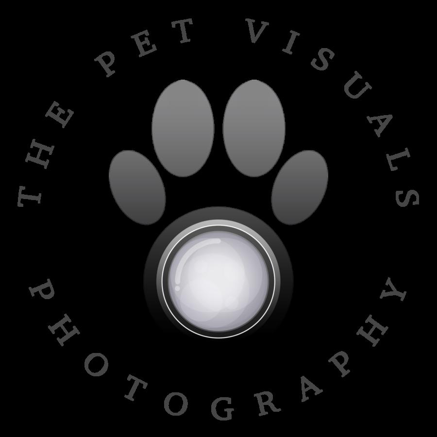 The Pet Visuals logo